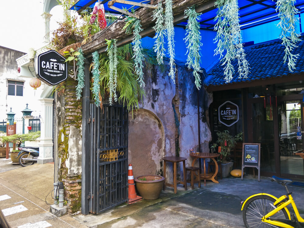 Cafe In Phuket Old Town