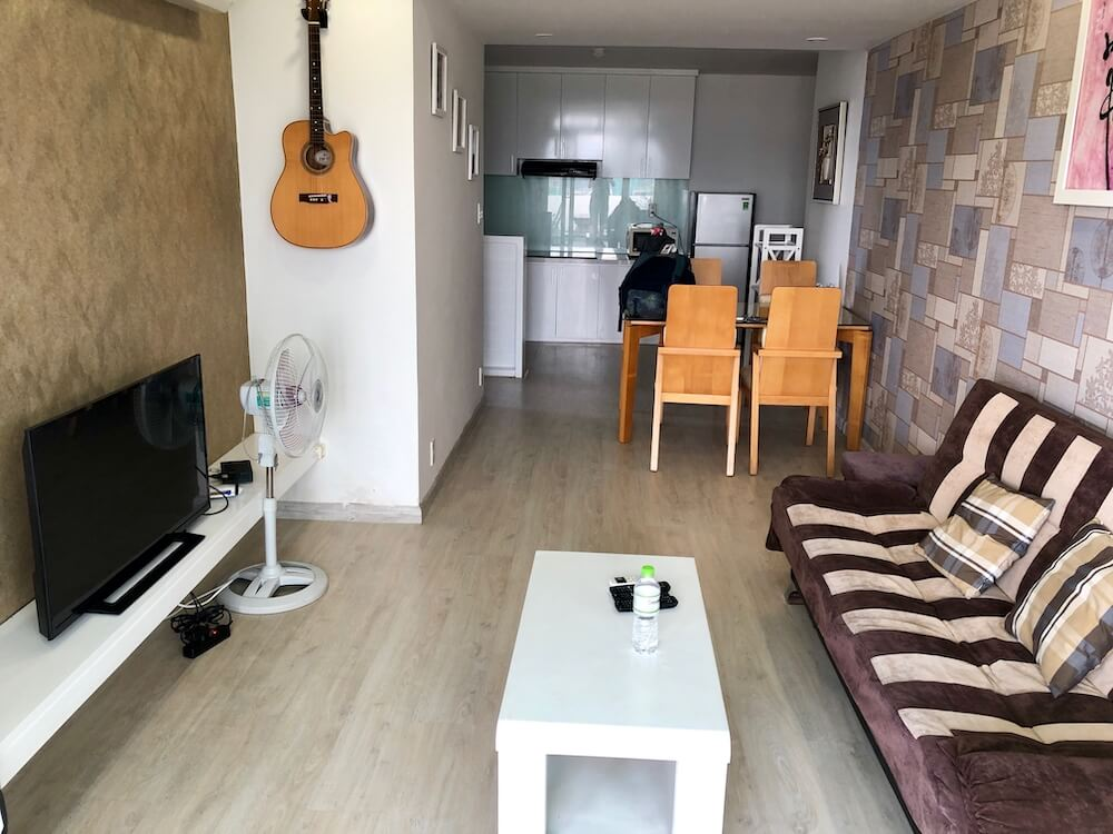 Nha Trang Central Place Apartment Zimmer