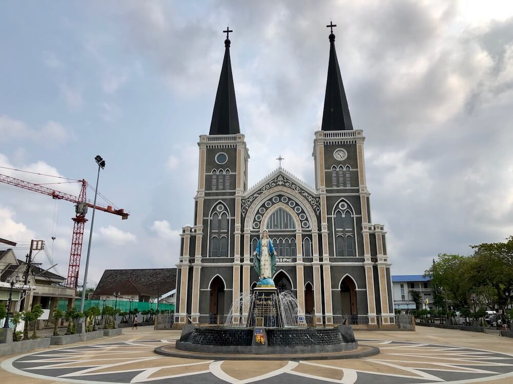 Cathedral of Immaculate Conception Chanthaburi